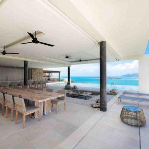 Villa Samujana - Interior Design Solution In Phuket & Samui by Oriental Living
