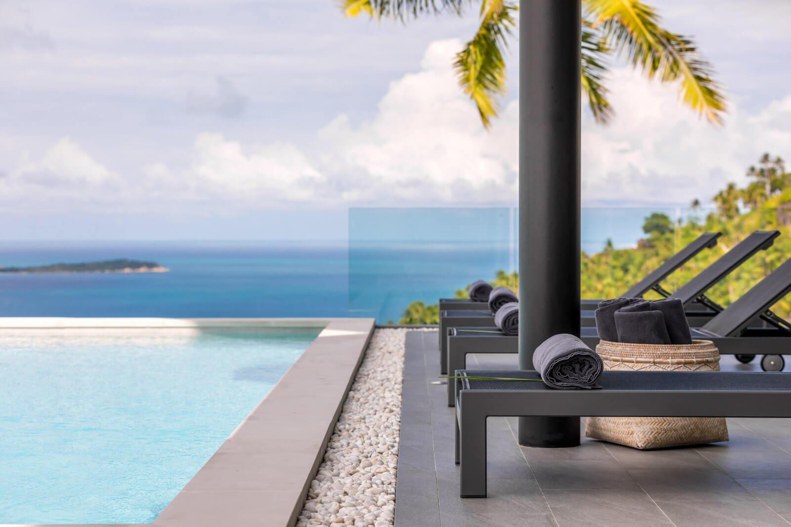 Villa Verano - Outdoor Sunlounger Furniture Supplier In Phuket & Samui by Oriental Living