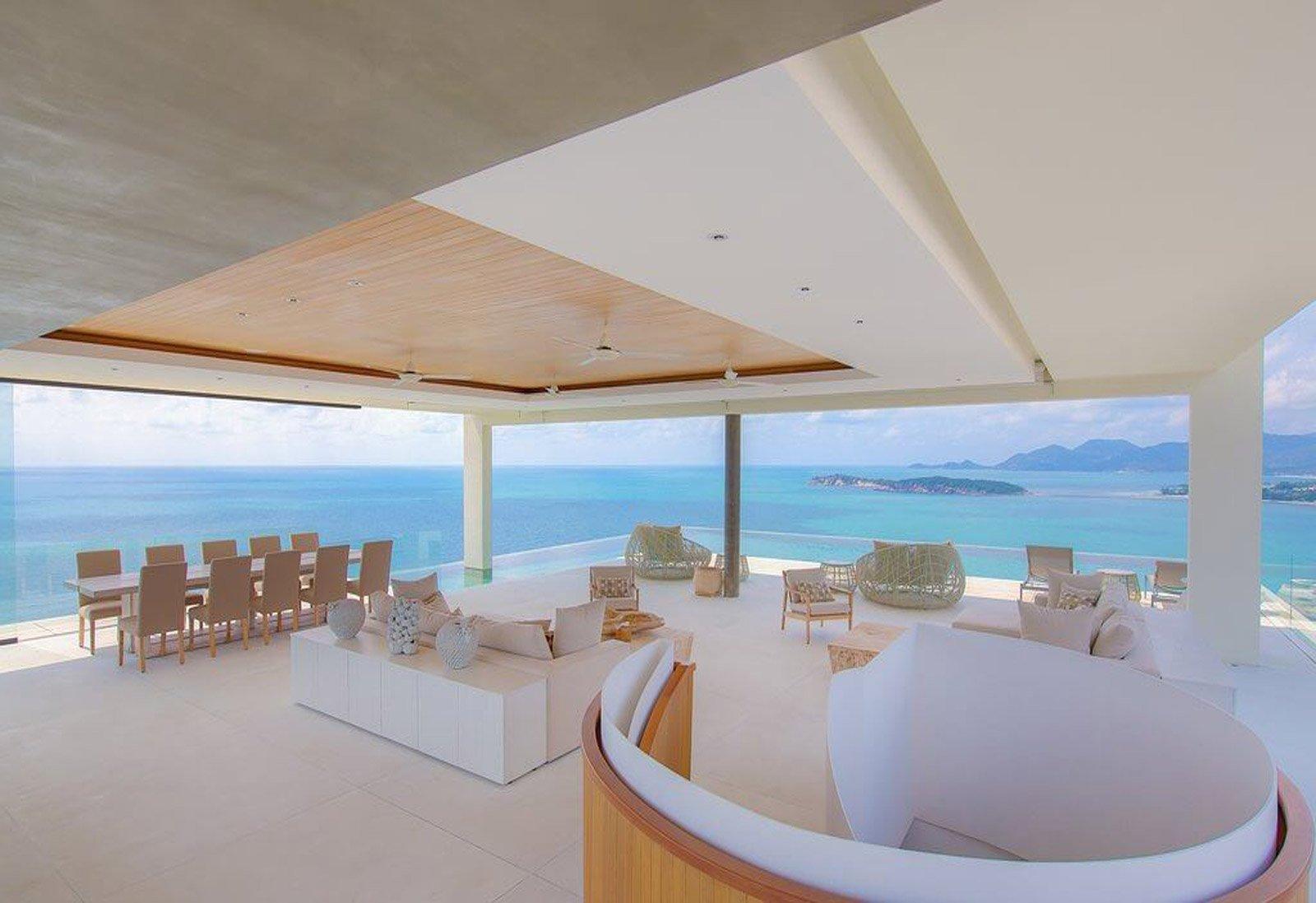 Villa Samujana - Modern Contemporary Interior Design Service in Phuket & Samui