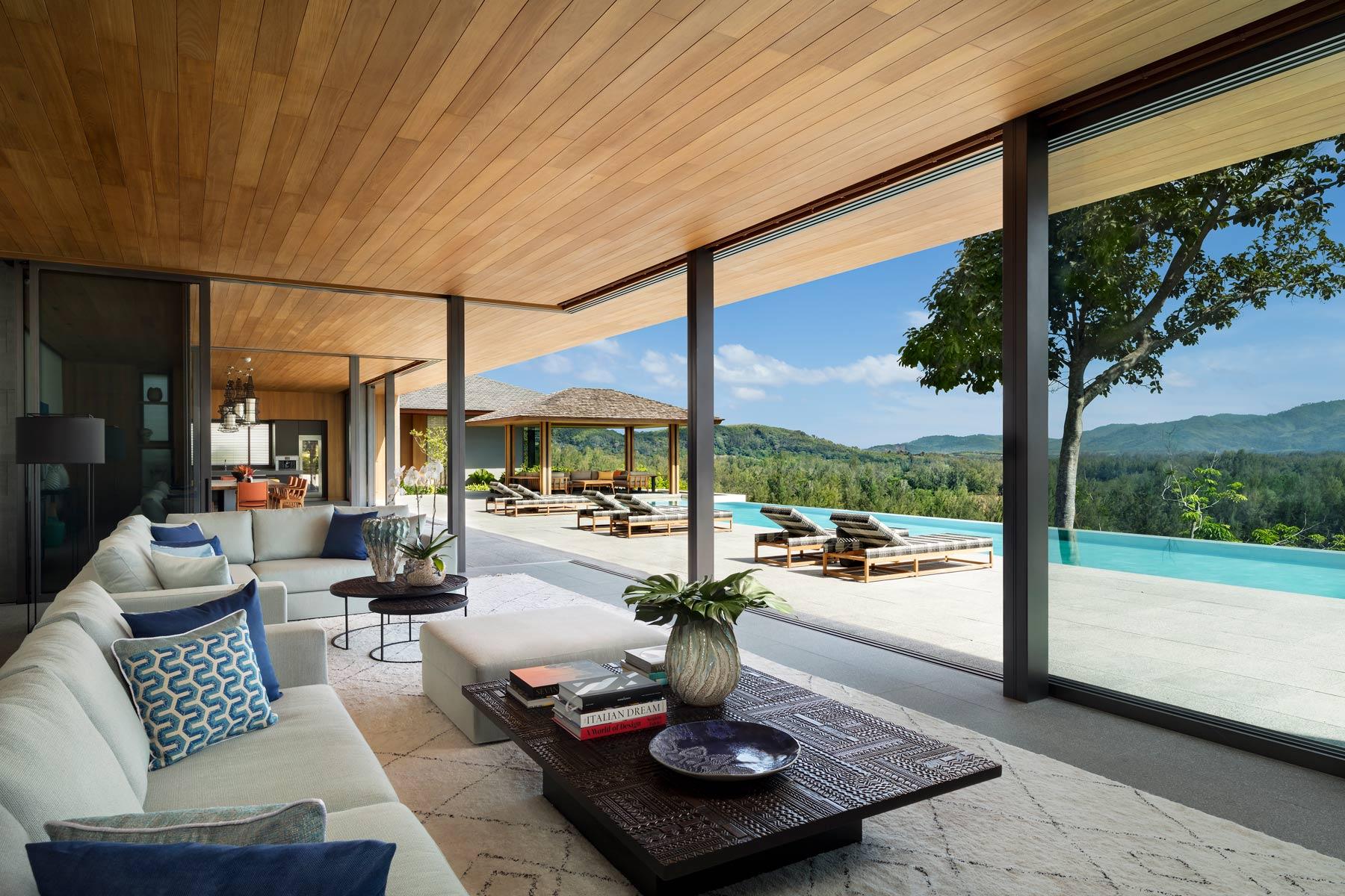 Avadina Hills Project Development Interior Design Service in Phuket & Samui