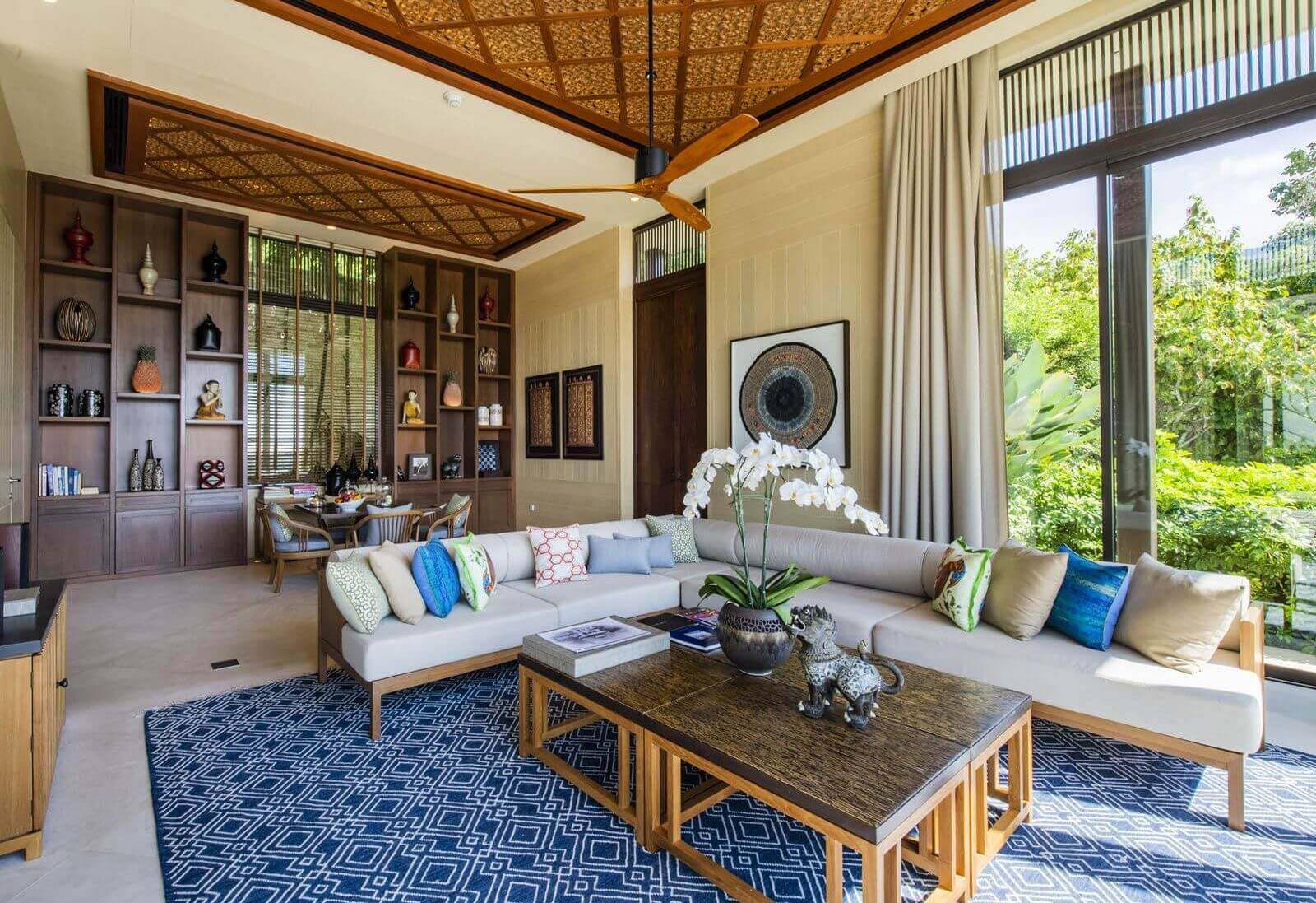 Anantara Layan Residences Turn Key Interior by Oriental Living