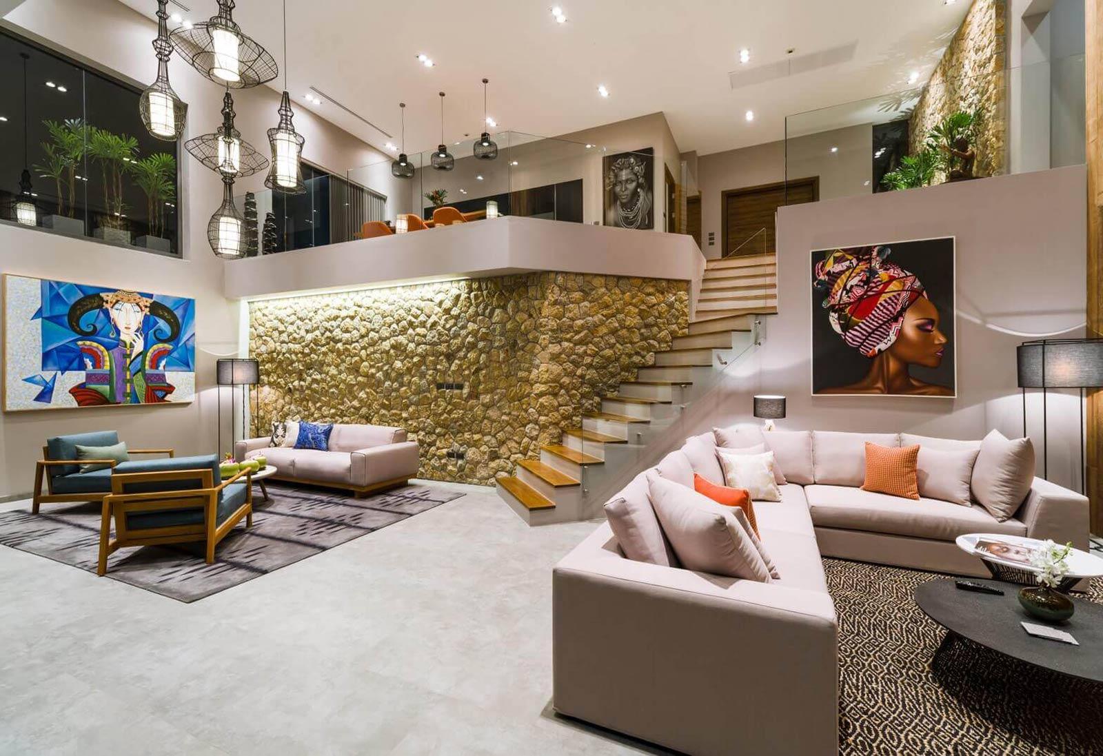Villa Ella Samui Interior by Oriental Living