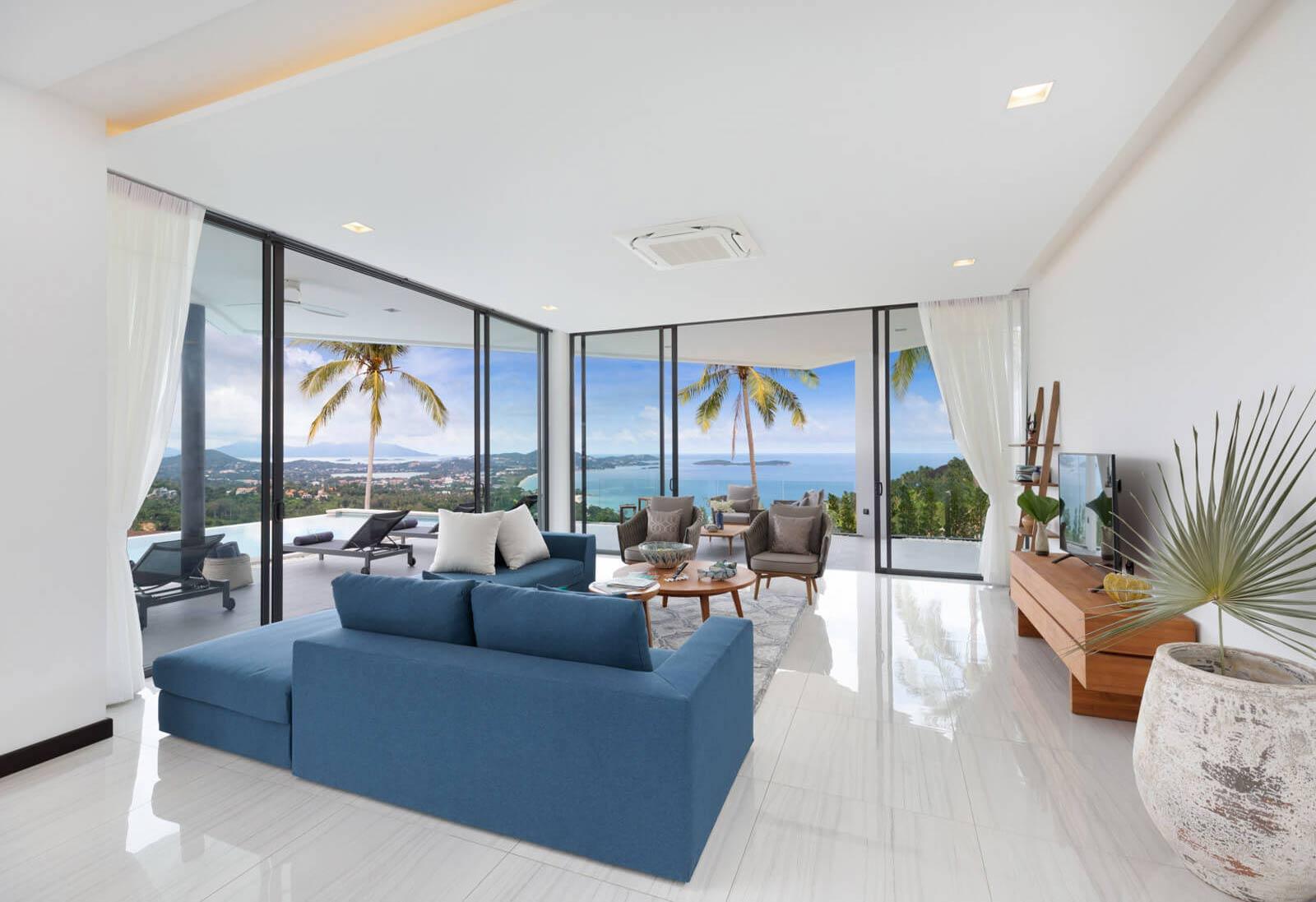 Villa Verano A 21 - Interior Design Service in Phuket & Samui by Oriental Living